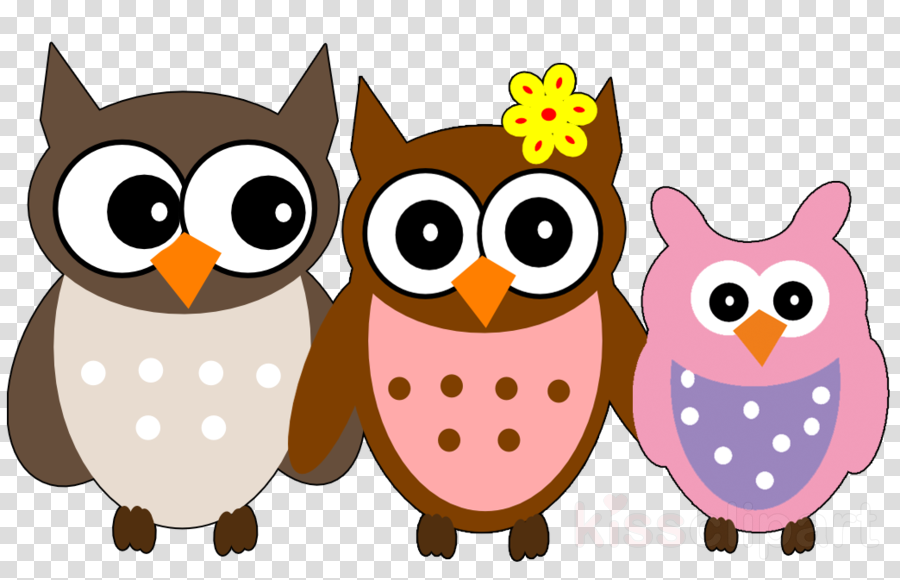 owl family clipart Owl Clip art