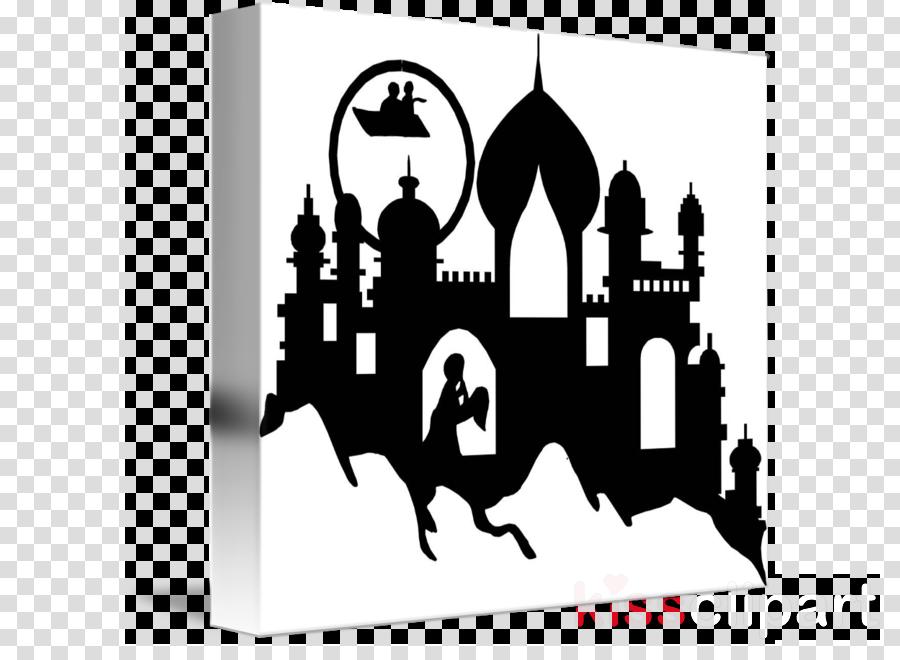 arabian silhouette clipart One Thousand and One Nights Princess Jasmine Arabian Peninsula