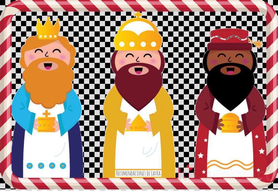 desenho dos três reis magos clipart Biblical Magi Clip art