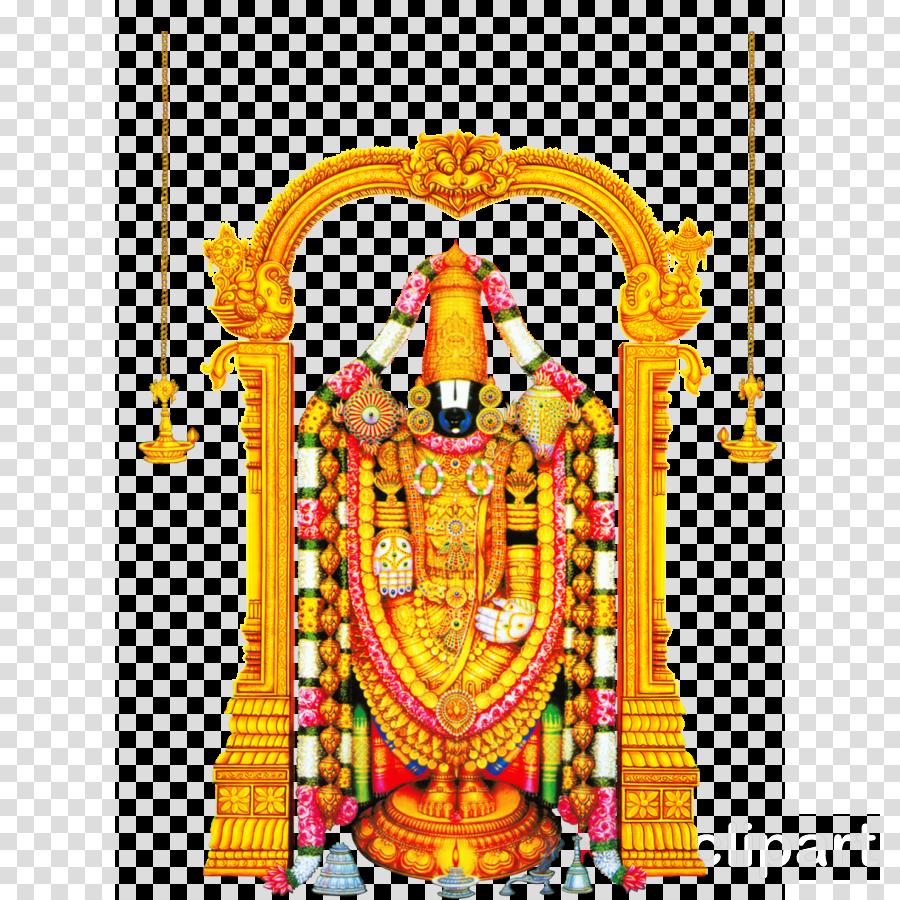 lord balaji png clipart Venkateswara Temple, Tirumala Vishnu Krishna
