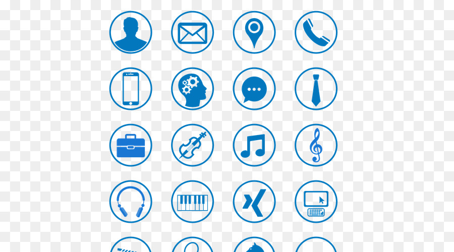 Experience Icon Clipart Technology Circle Transparent Clip Art