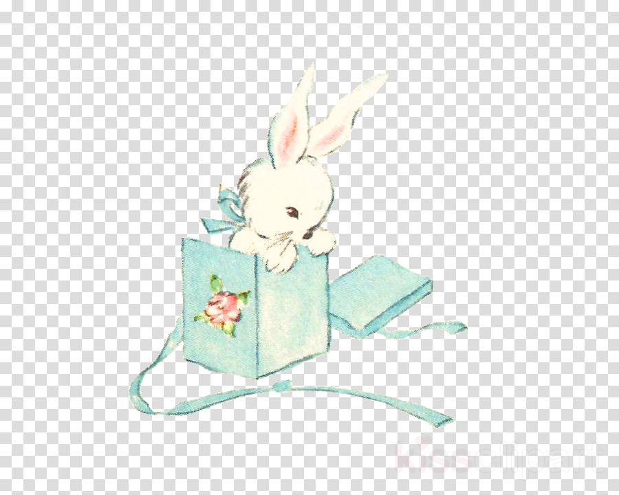 rabbit clipart Easter Bunny Rabbit