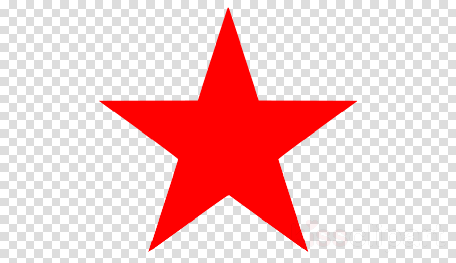 red stars drawing clipart Red star Clip art