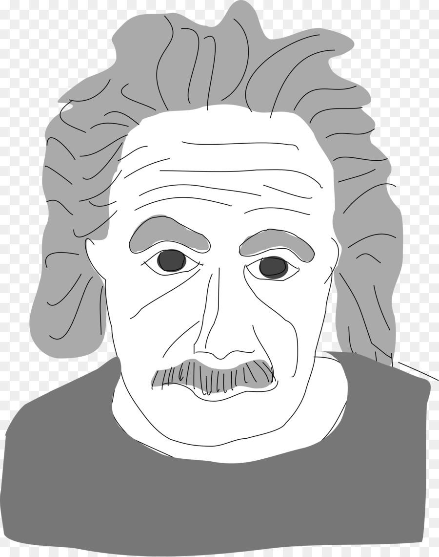 Albert Einstein Cartoon