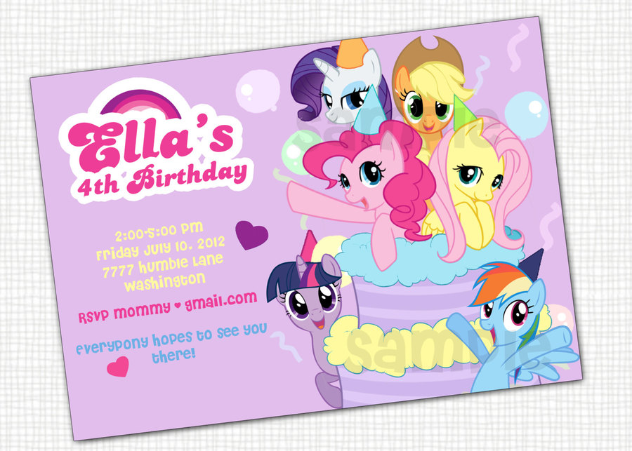 Download my little pony birthday invitations clipart wedding download my little pony birthday invitations clipart wedding invitation pony birthday birthday party horse filmwisefo