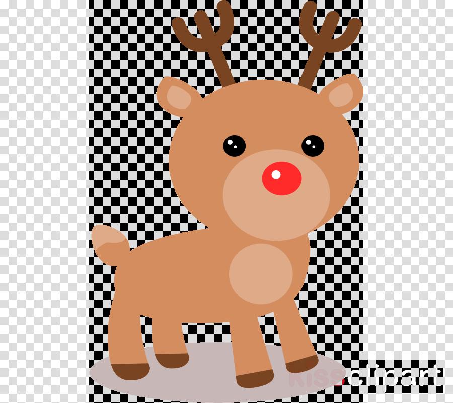 reindeer clipart Reindeer Rudolph Clip art