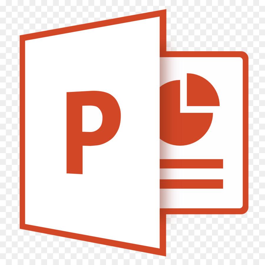 Microsoft powerpoint. Logotransparent png image clipart