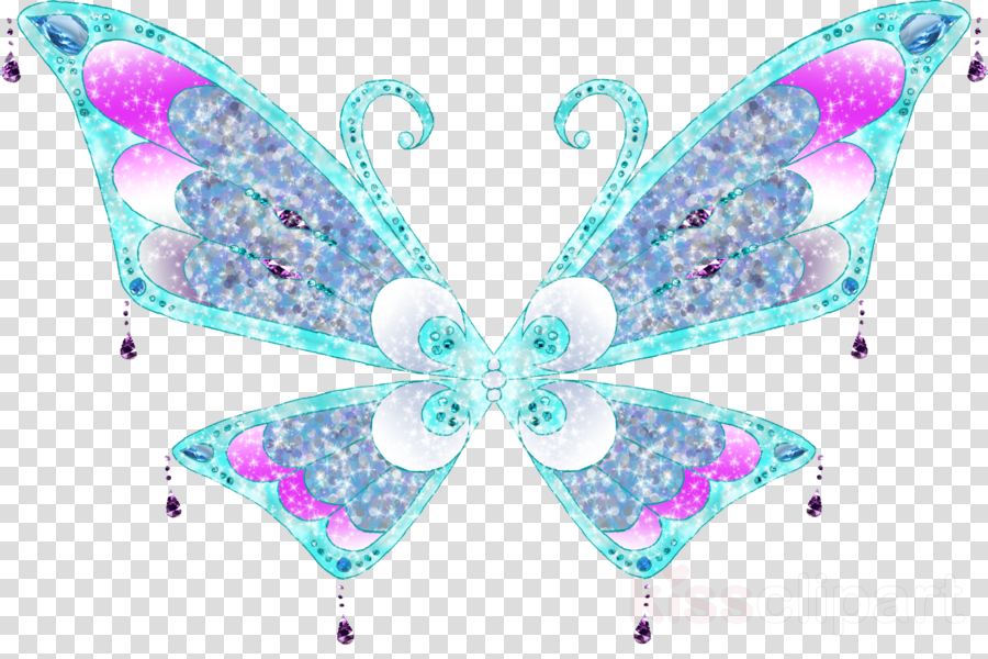 download winx club mermaid enchantix clipart bloom tecna mermaid