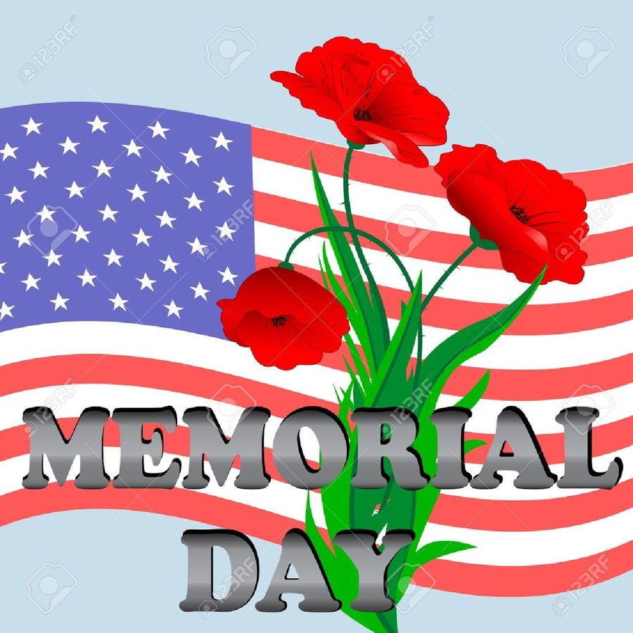 Download Memorial Day Clip Art Poppies Clipart Remembrance Poppy