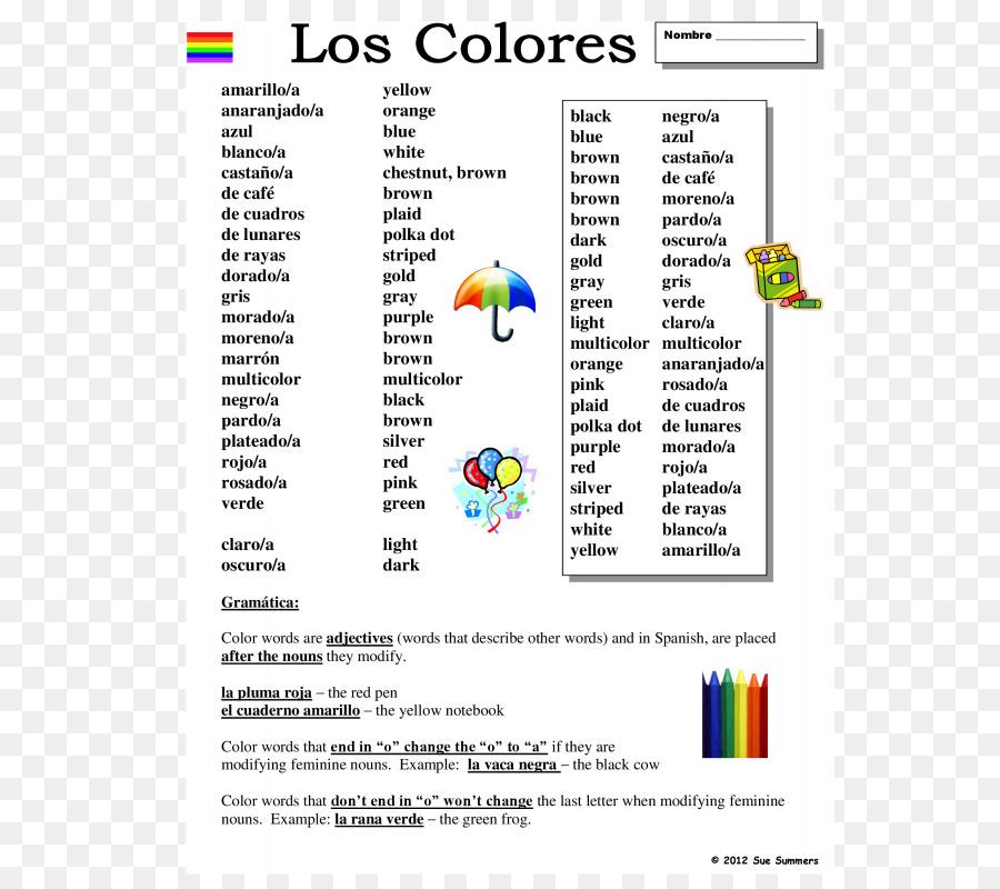Color Background Clipart Text Font Diagram Transparent