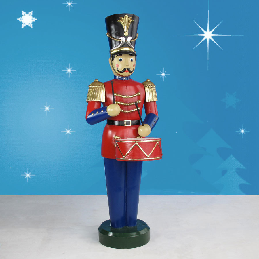 christmas toy soldiers decorations clipart christmas decoration toy soldier nutcracker doll - Christmas Soldier