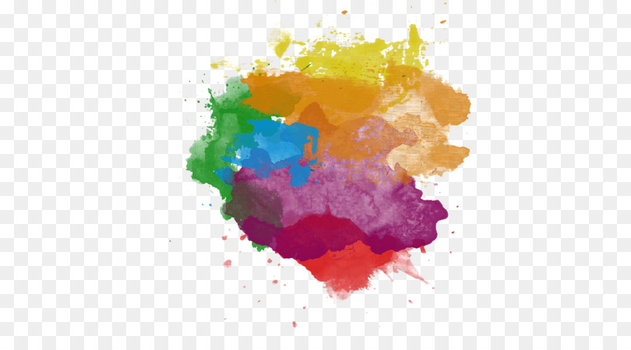 paint splatter transparent clipart Watercolor painting Vape & Paint
