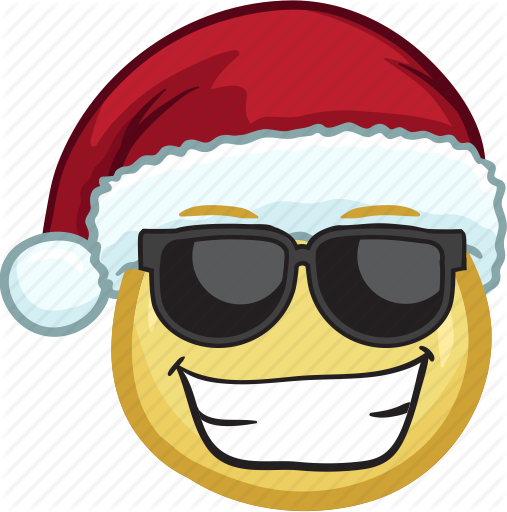 Christmas Hat Icon clipart - Emoji, Hat