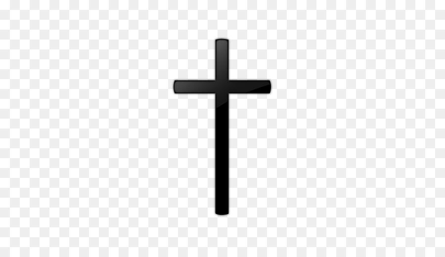 Cross simple. Symboltransparent png image clipart