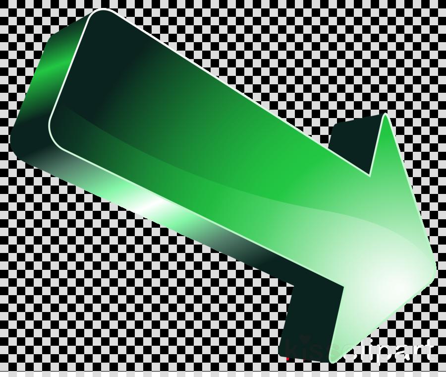 green arrow png clipart Green Arrow Clip art