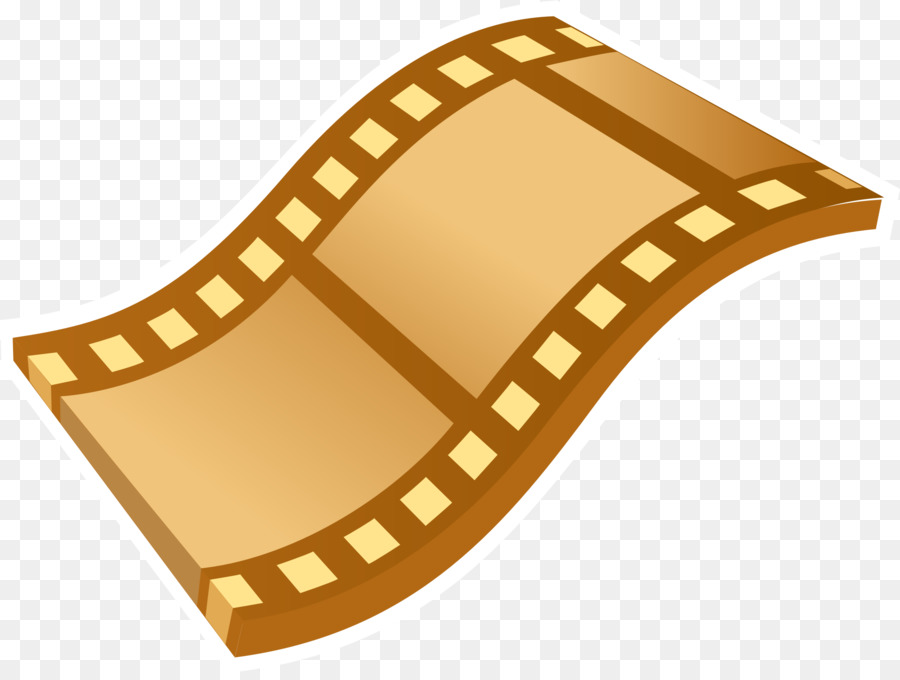 film strip gold png clipart Photographic film Clip art