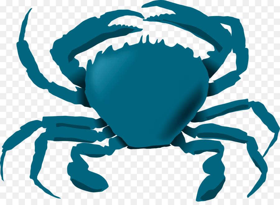 blue crab cartoon clipart Chesapeake blue crab Clip art
