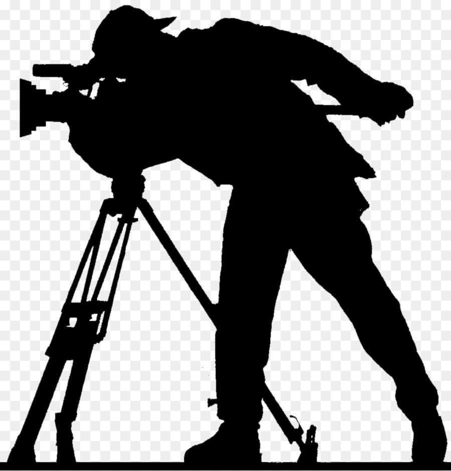 videographer silhouette clipart Video production Videography Camera Operator