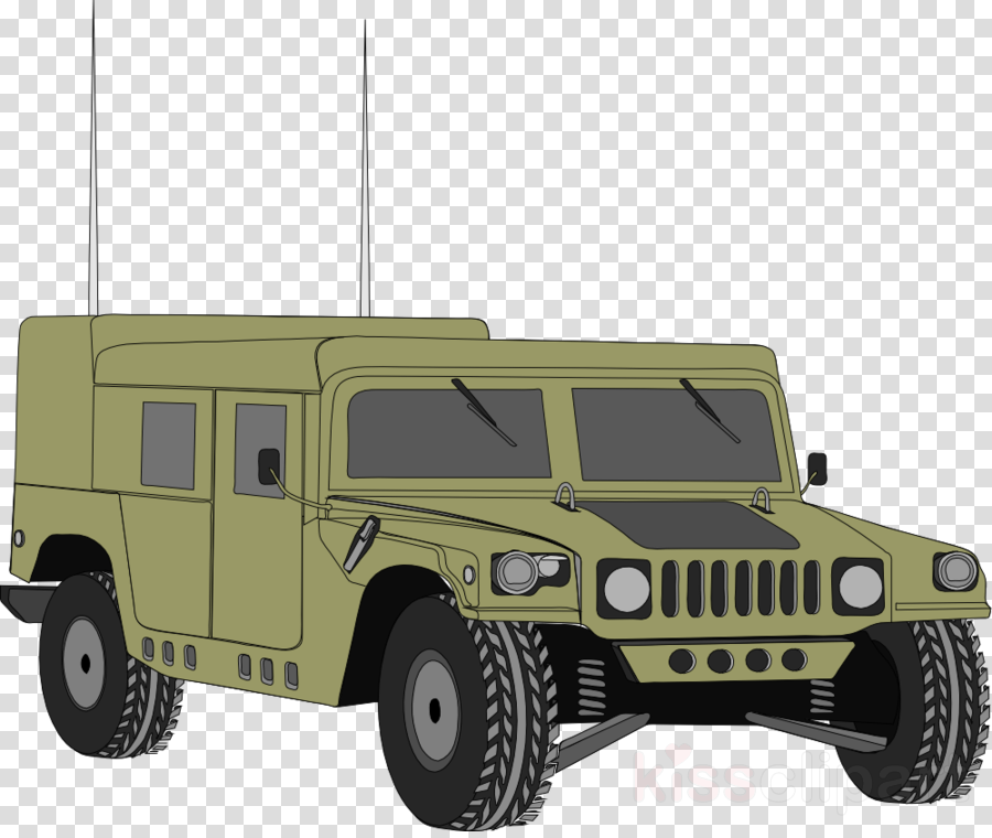 military vehicle clip art clipart Hummer Humvee Car