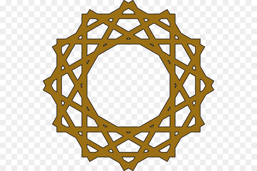 Islamic Background Pattern
