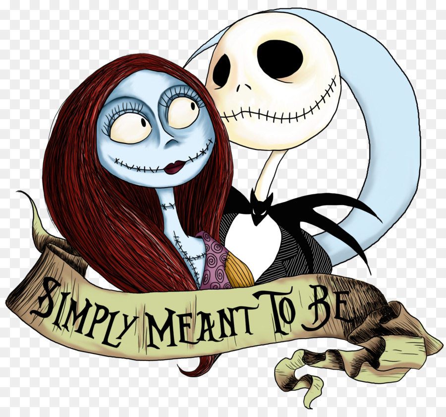 Nightmare Before Christmas Illustration.The Nightmare Before Christmas Clipart Drawing Cartoon