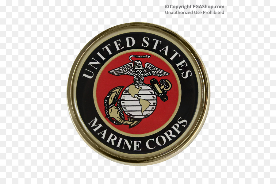 marines logo metal trailer hitch cover