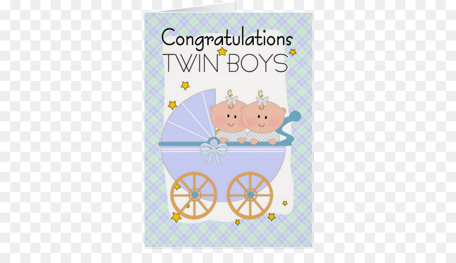 Download Twins Greeting Card Clipart Greeting Note Cards Twin