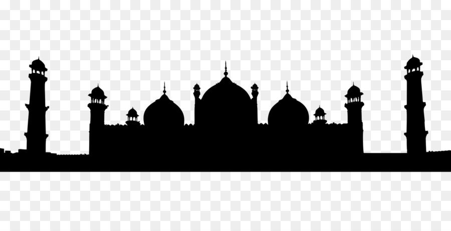 Islamic Background Black
