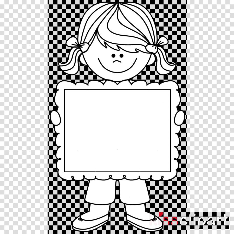 Download Kız çocuk Boyama Clipart Child Clip Art