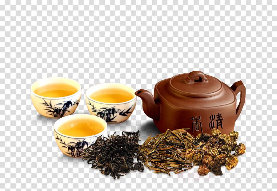 chinese tea clipart Green tea Hōjicha