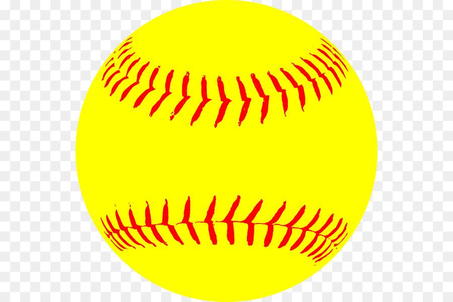 Softball cool. Yellow circle clipart baseball