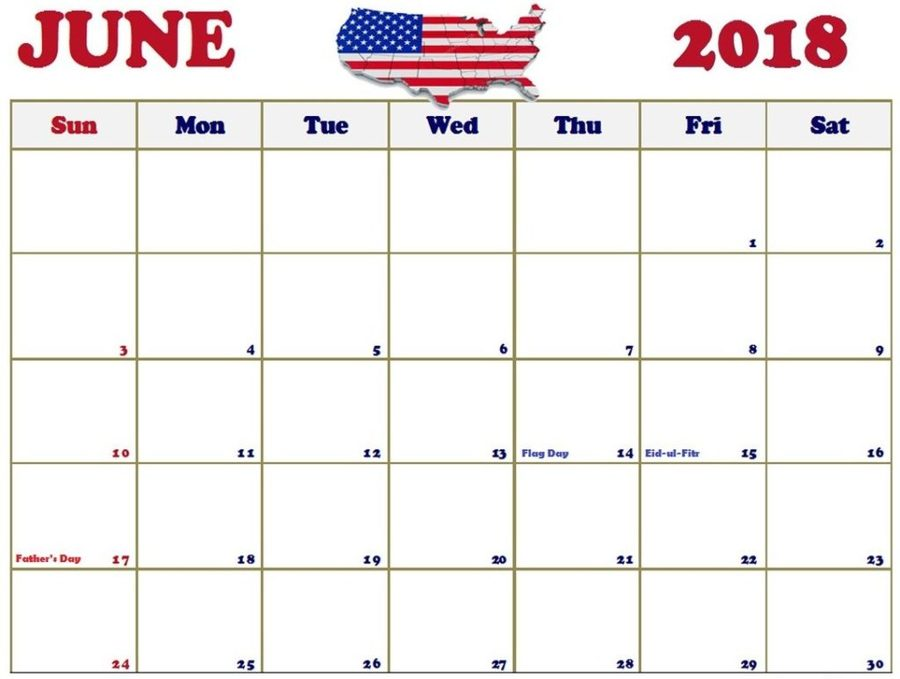 june 2018 calendar with holidays usa clipart public holiday united states of america