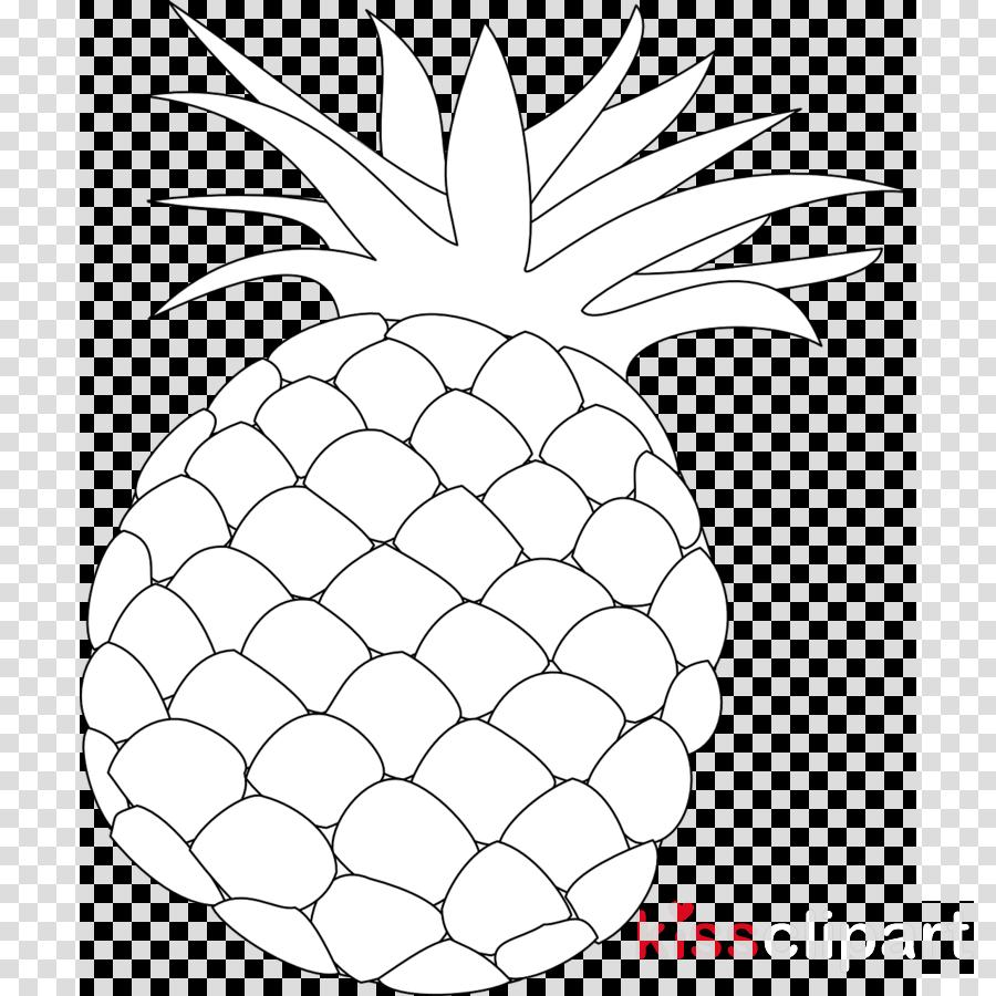 Download Disegno Ananas Da Colorare Clipart Drawing Children S