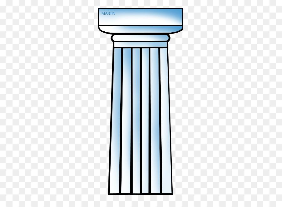 doric columns clip art clipart Doric order Column Clip art