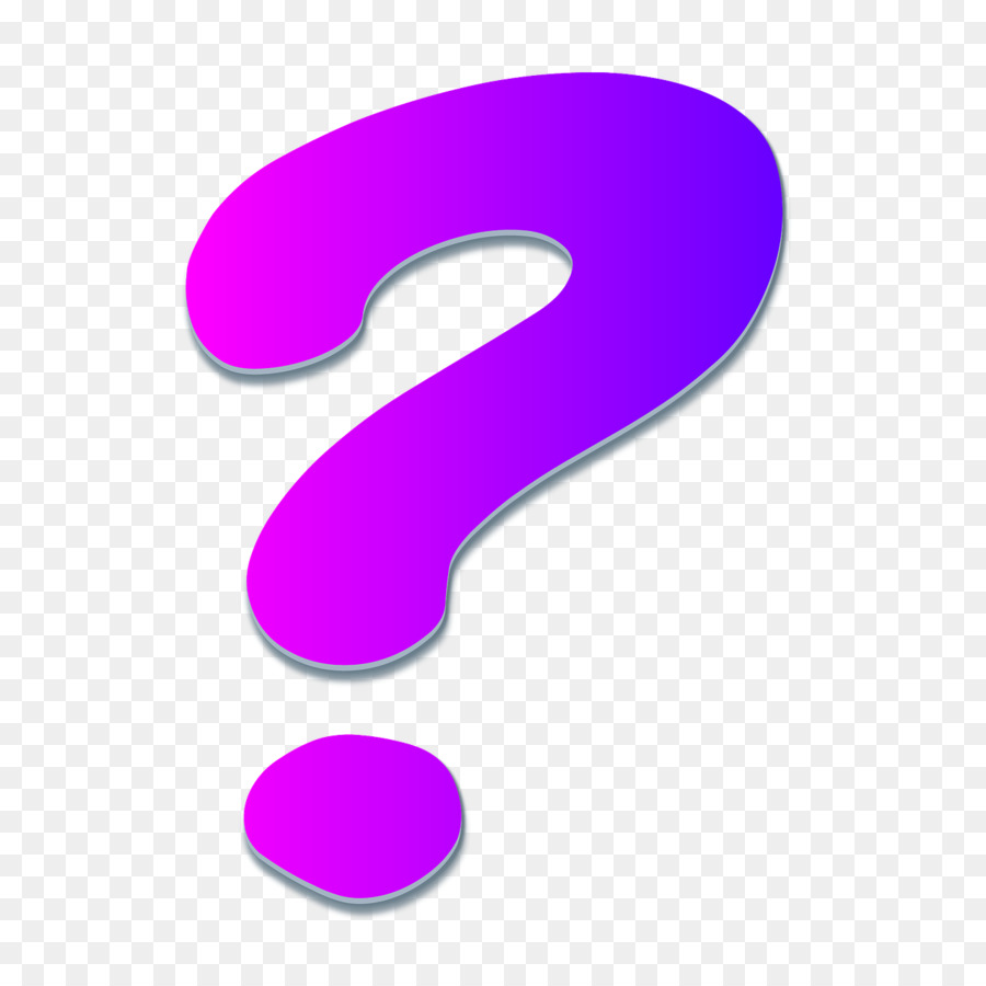 Pink Question Mark - Question Marks Clipart Phillip Martin - Free  Transparent PNG Download - PNGkey