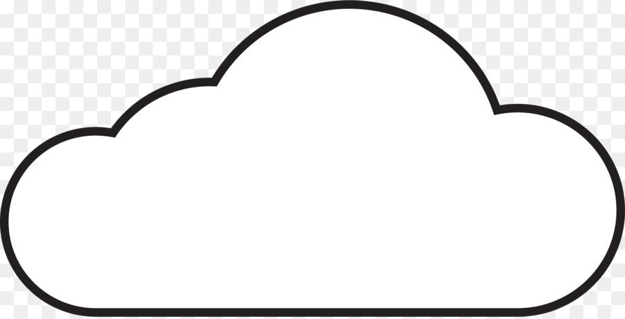 Cloud Drawing clipart - Cloud, Internet, Circle, transparent