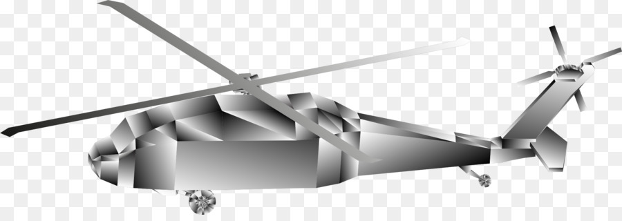 Low poly clipart Helicopter rotor Clip art