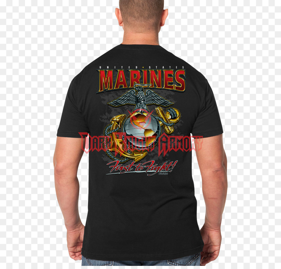 wall sign: wall sign: mariness, 14x12in. clipart US Air Force T-Shirt Marines