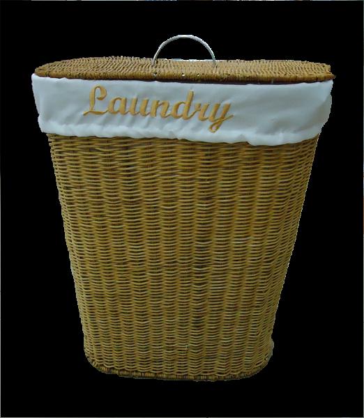 wicker clipart Basket Wicker Laundry