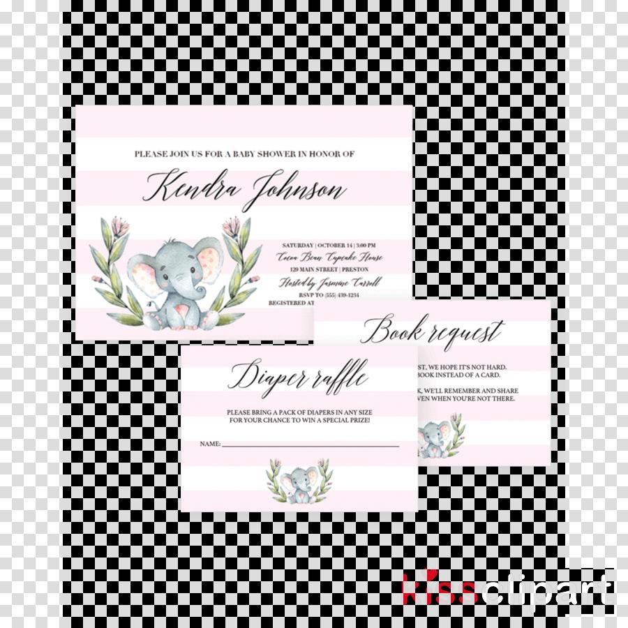 lila danke blumen-blätterwatercolor papierserviette clipart Wedding invitation Baby shower Infant