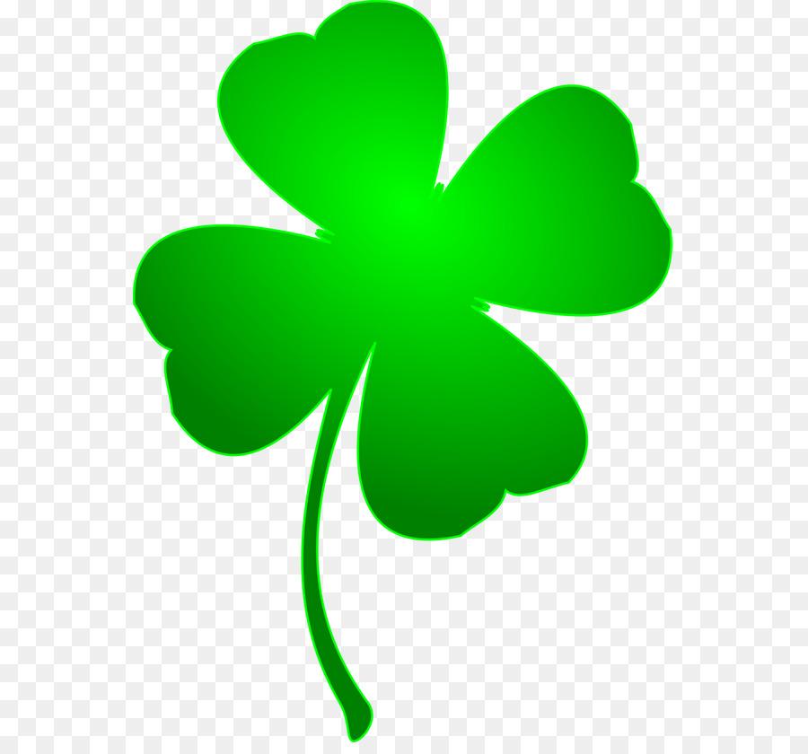 st patricks day clover clipart Saint Patrick's Day Shamrock Clip art