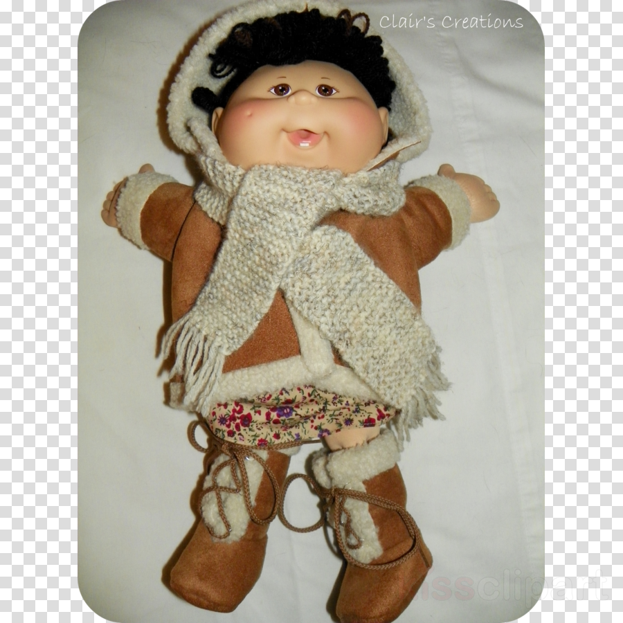 doll clipart Toddler Doll