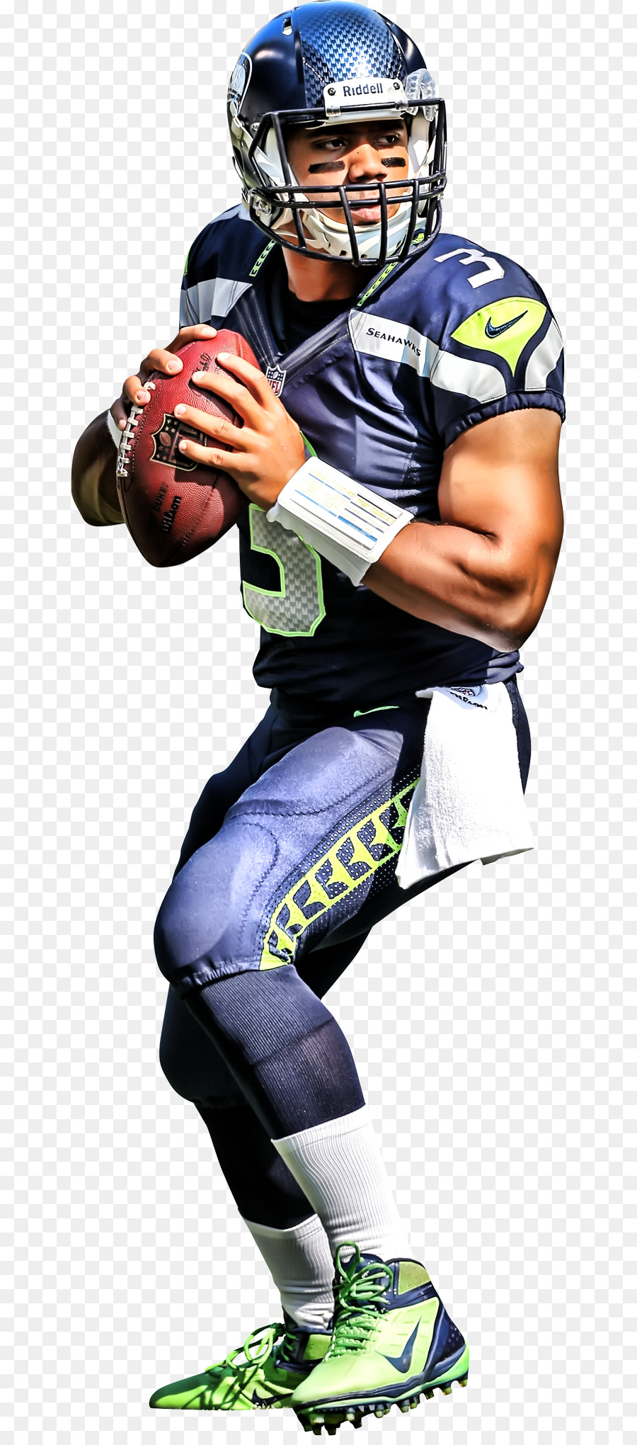 russell wilson png clipart American football Face mask Seattle Seahawks