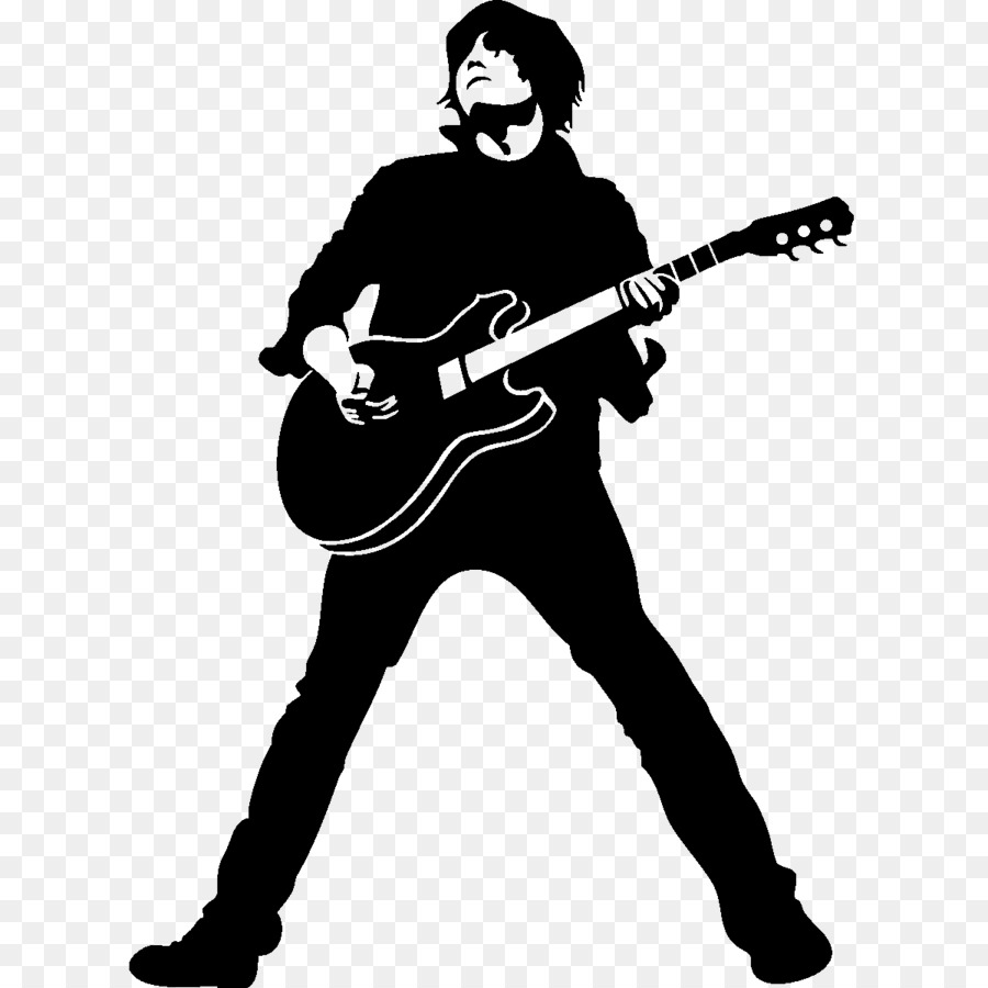 women's t-shirts guitar clipart Guitarist Playing Guitar