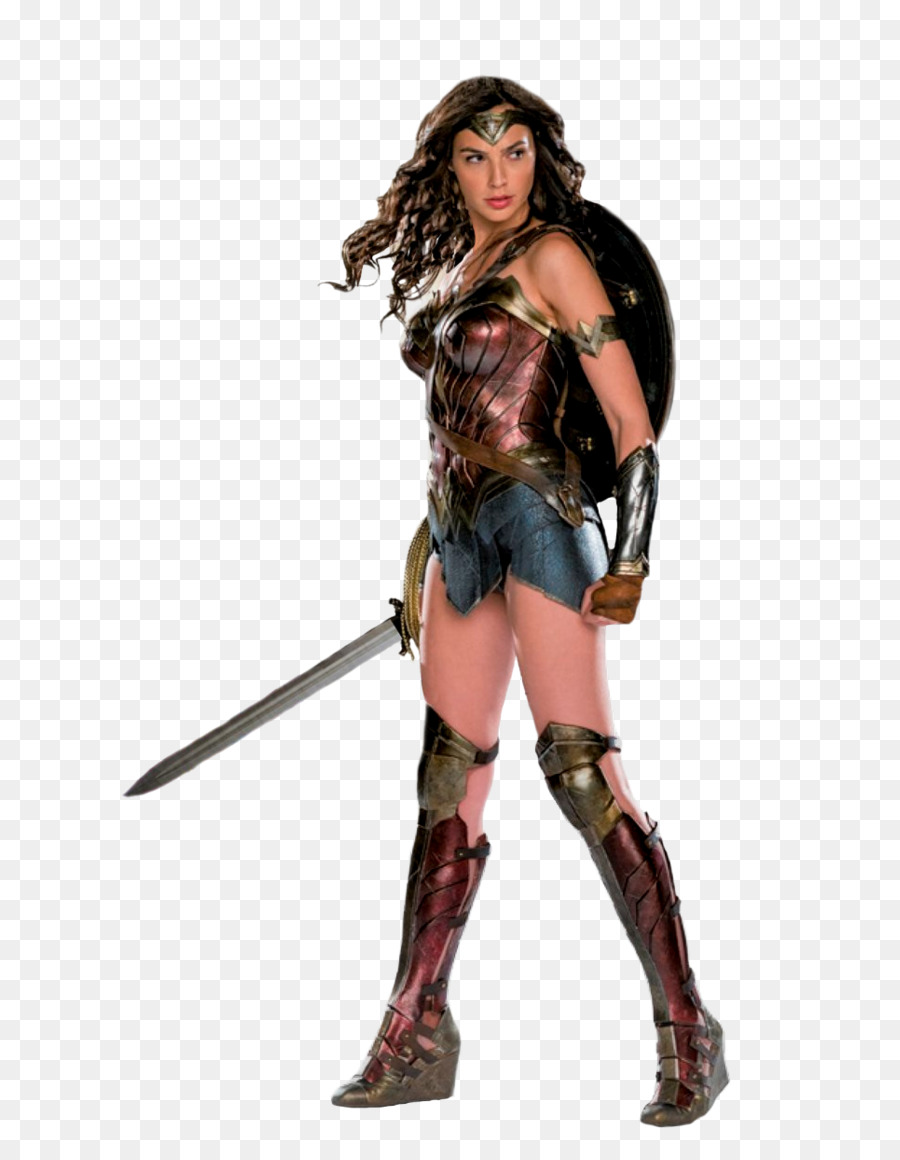 wonder woman gal gadot transparent clipart Wonder Woman Superman