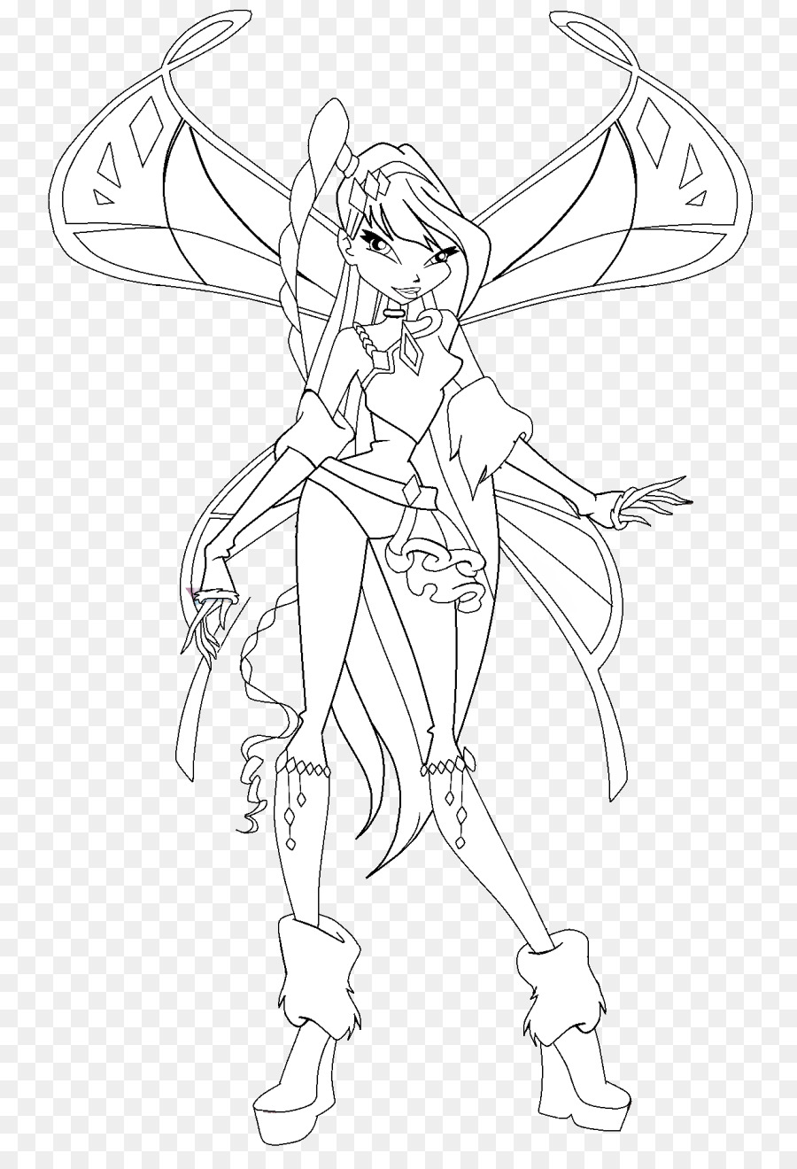 Musa winx coloring pages | Super coloring pages, Cartoon coloring ... | 1320x900