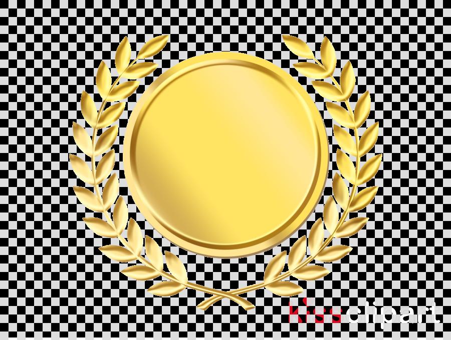 gold laurel wreath png clipart Laurel wreath Clip art