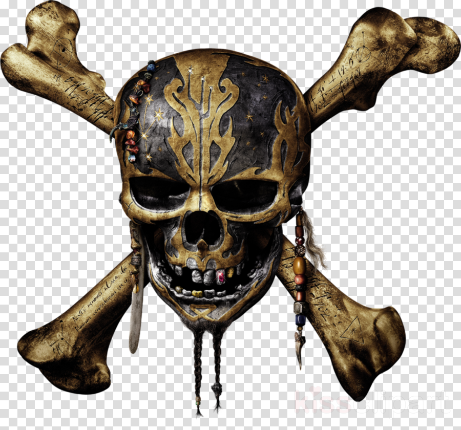 Pirate Skull Transparent Png Image Clipart Free Download