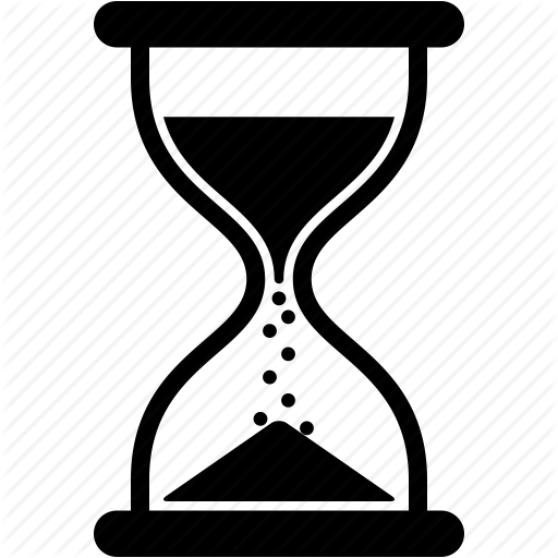 hourglass icon png - 512×512