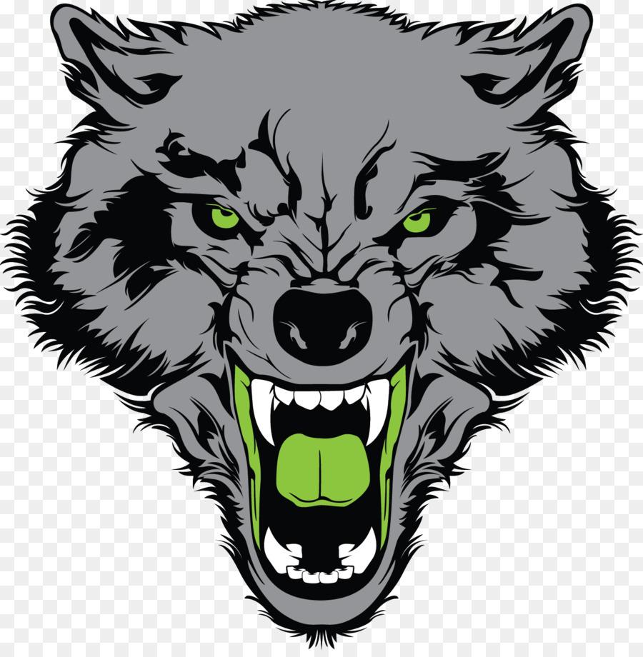 Wolf Cartoon